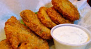 NEW!!! Fried Green Tomatoes